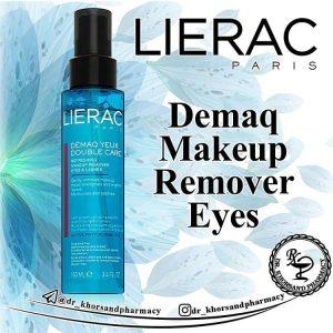 محلول پاک کننده آرایش چشم و مژه لیراک