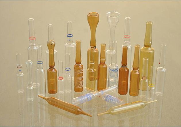لیست انواع دارو به شکل آمپول