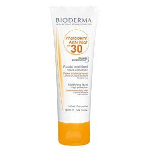 فلویید ضد آفتاب فتودرم آکنه مت بایودرما SPF30