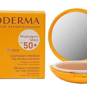 کامپکت ضد آفتاب فتودرم مکس مینرال رنگی بایودرما SPF50+