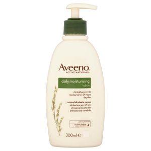 لوسیون مرطوب کننده روزانه پوست اوینو 300ml