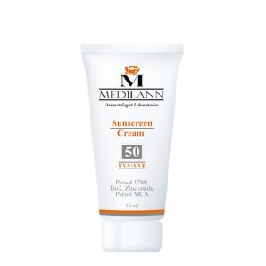 کرم ضد آفتاب مدیلن SPF50