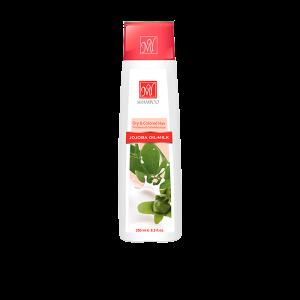 شامپو پروتئین شیر و جوجوبا مای 250ml