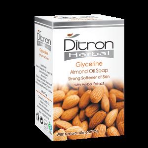 صابون روغن بادام نرم کننده قوی پوست گلیسیرین دیترون