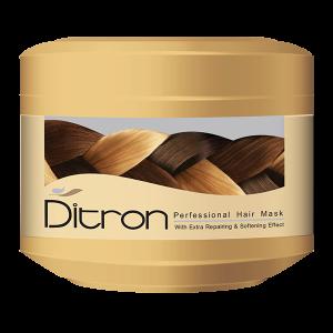 ماسک کراتینه نرم کننده و ترمیم کننده مو دیترون