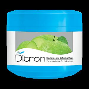 ماسک سیب تغذیه کننده و نرم کننده مو دیترون