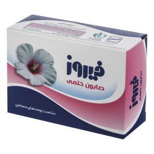 صابون ختمی مناسب پوست حساس فیروز