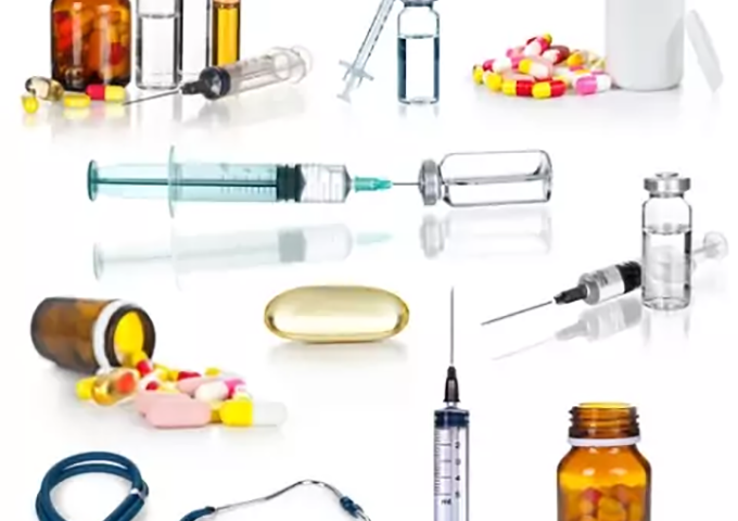 لیست انواع داروها