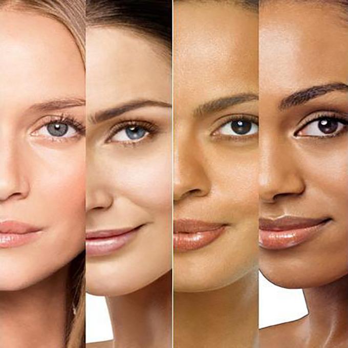 انواع مختلف پوست و راه تشخیص آن