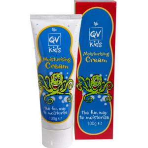 کرم مرطوب کننده پوست کودک کیووی ایگو 100g