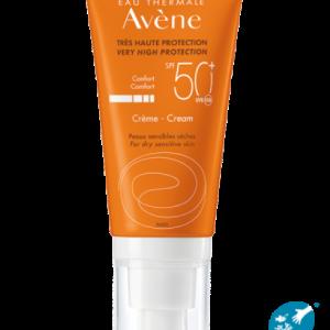 کرم ضد آفتاب پوست خشک حساس اون SPF50+