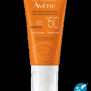 کرم ضد آفتاب رنگی پوست خشک حساس اون SPF50+