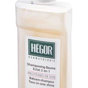 شامپو 2 در 1 براق کننده مو بالزام هگور