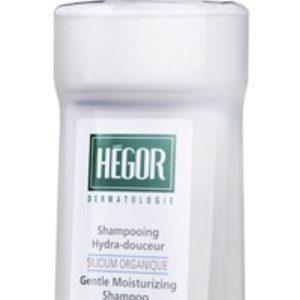 شامپو سیلیسیوم ارگانیک ملایم و مرطوب کننده مو هگور