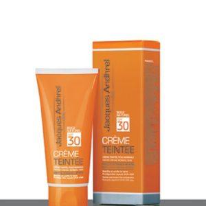 کرم ضد آفتاب رنگی بژ طبیعی ژاک آندرل SPF30
