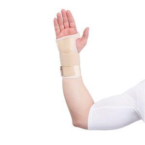 مچ بند دست الاستیک آتل دار دو طرفه (چپ و راست) آدور