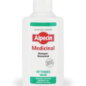 شامپو روزانه موی چرب مدیسینال آلپسین 200ml