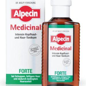تونیک ضد شوره و ریزش موی سر مدیسینال فورت آلپسین 200ml