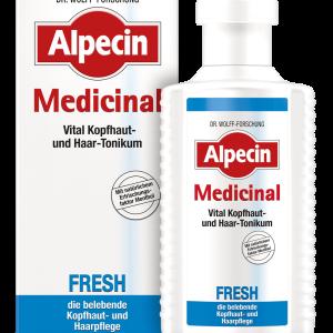 تونیک مراقبت از پوست و موی سر مدیسینال فرش آلپسین 200ml