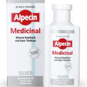 تونیک موی سر مدیسینال سیلور آلپسین 200ml