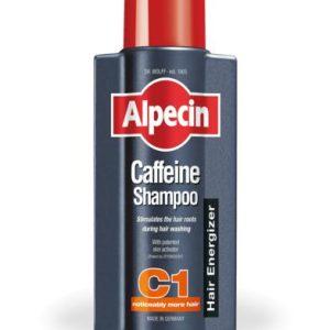 شامپو کافئین C1 آلپسین 250ml