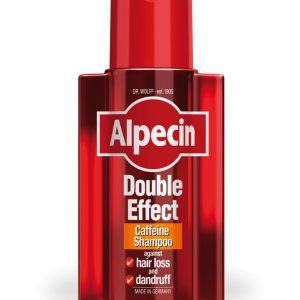شامپو ضد شوره و ریزش مو دوبل کافئین آلپسین 200ml