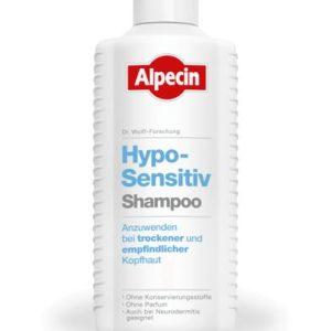 شامپو موهای حساس و خشک هایپوسنستیو آلپسین 250ml