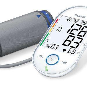 دستگاه فشار خون سنج بازویی مانیتوردار BM 55 بیورر