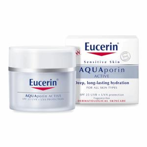 کرم مرطوب کننده انواع پوست آکواپورين اوسرین SPF25