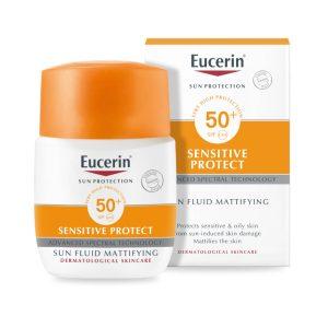 فلویید ضد آفتاب پوست حساس اوسرین SPF50+