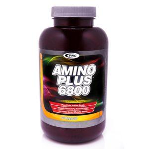 قرص آمینو پلاس 6800 پی ان سی 90عددی