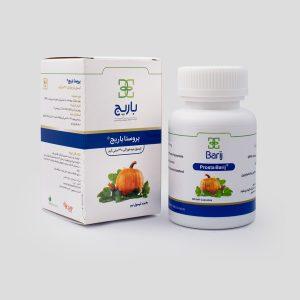 کپسول نرم خوراکی پروستا +ویتامین ای باریج 60 عددی