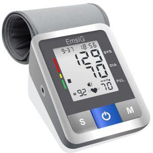 دستگاه فشار خون سنج بازویی سریع سخنگو دیجیتالی BO44 امسیگ