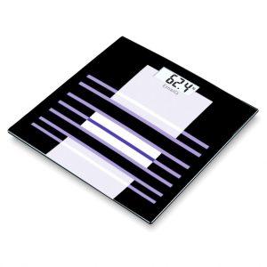 ترازو دیجیتالی شیشهای طرحدار GW32-R امسیگ