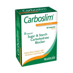 کپسول کاهش دهنده جذب کربوهیدرات کربواسلیم هلث اید 60 عددی