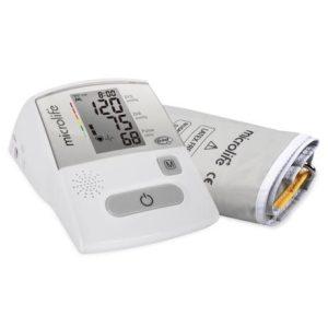 دستگاه فشار خون سنج بازویی دیجیتالی سخنگو BP A130 میکرولایف