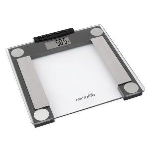 ترازو دیجیتالی شیشهای WS80 میکرولایف