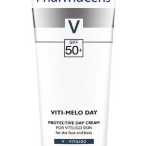 کرم روز محافظ پوست ویتیلیگو صورت و بدن ویتی-ملو فارماسریز 75ml