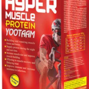 پودر هایپر ماسل پروتئین یوتام رایا آتیس آریا 500g