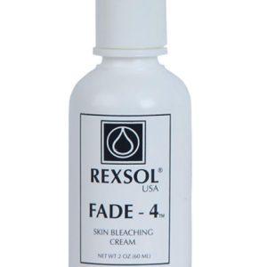 کرم سفید کننده ضد لک پوست FADE-4 رکسول 60ml