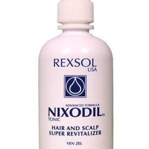 تونیک تقویت کننده و احیا کننده مو و پوست سر نیکسودیل رکسول 120ml