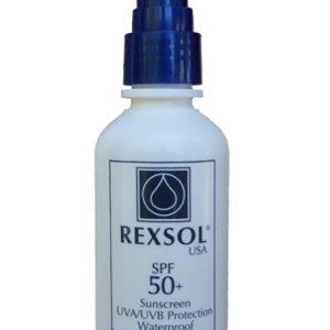 لوسیون ضد آفتاب رکسول SPF50+