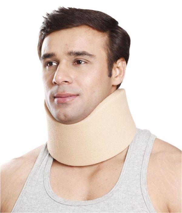 گردن بند طبی نرم B01 تینور سایز CH