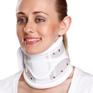 گردنبند طبی سخت قابل تنظیم B03 تینور سایز S