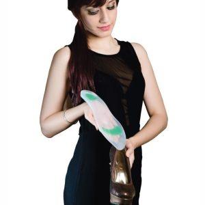 کفی کفش سیلیکونی K01 تینور سایز L