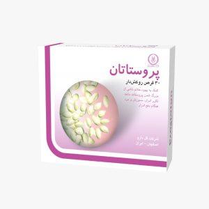 قرص گیاهی پروستاتان گل دارو 30 عددی