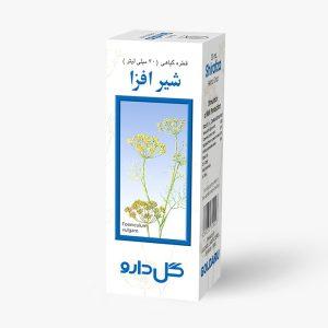 قطره گیاهی افزایش شیر مادر شیر افزا گل دارو 30ml