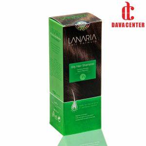 شامپو موهای چرب لاناریا 200ml