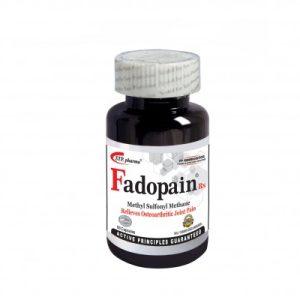 کپسول کاهش اسپاسم های عضلانی فیدوپین آرایکس اس تی پی فارما 60 عددی