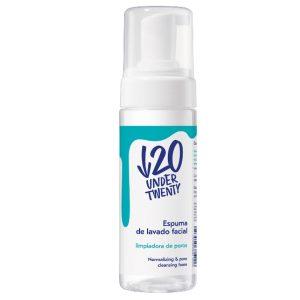 فوم پاک کننده و ضد آکنه پوست آندر توانتی 150ml